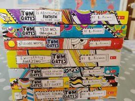Tom Gates Books - Children's books