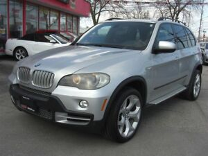 2008 BMW X5 4.8i 4WD 7 Pass *Nav/ Rear Cam /PanoRoof*