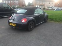 VW Beetle 08 plate. Good condition