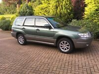 Subaru Forester for sale.