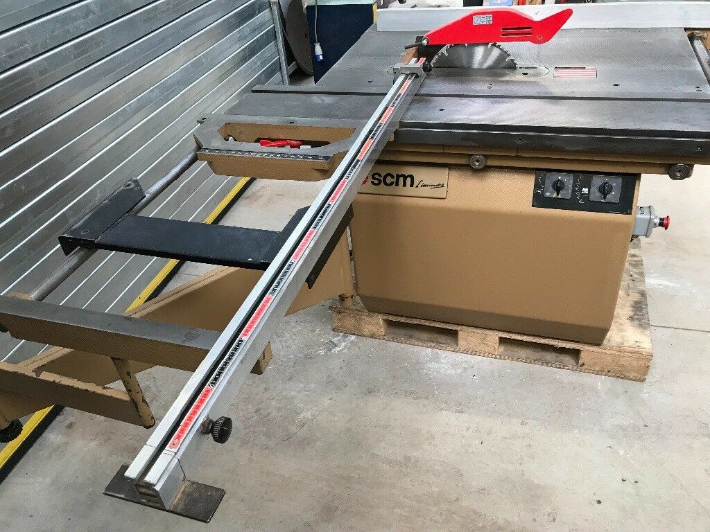 SCM L'Invincible SI15F Panel Saw, Table Saw, not Wadkin, Sedgwick,  Startrite | in Tarporley, Cheshire | Gumtree