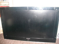 42inch Samsung tv with a fault
