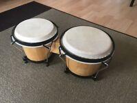 Small Bongo (Bongos) Drum