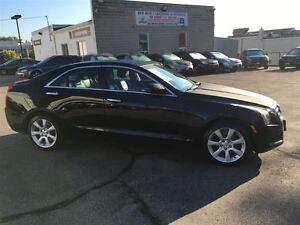 2013 Cadillac ATS 2.0L Turbo AWD | NO ACCIDENTS | LEATHER Kitchener / Waterloo Kitchener Area image 7