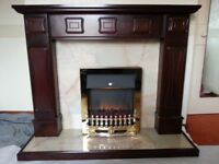 Dimplex Electric Fire and Surround
