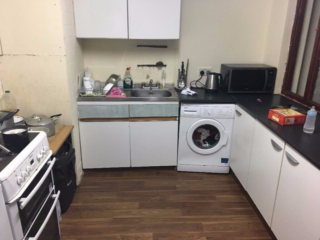 Nice 1 Bedroom Ground Floor Flat in Ilford