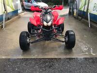 Honda trx 450 r road legal cheap -not banshee raptor ltr LTZ Drz ktm 700 660 250 crf yzf Rmz kxf