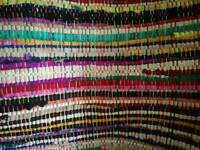 Extra Large Indian Chindi Rag Rug