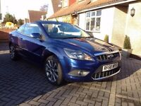 Ford Focus 2.0cc Cabriolet Must See!!!