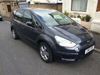 2010 FORD S-MAX 1.8TDCI ZETEC DIESEL 7 SEATER ***VERY LOW MILLAGE***