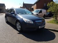 Vauxhall Insignia 2010 1.8 petrol, MOT 2019, Services history (like: volvo, audi, bmw,renault,ford)