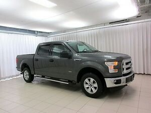 2015 Ford F-150 XLT 4X4 4DR, BLUETOOTH, POWER WINDOWS, LOCKS, MI