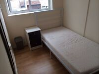 Single Room for one person in shared house, draws bed and wardrobe bills included + wifi
