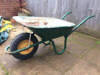 Travis Perkins 90 litre wheelbarrow puncture proof tyre