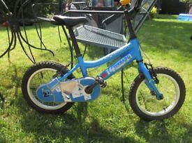 """Boys 14"""" Ridgeback Bicycle"""