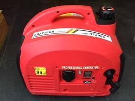 Suitcase Generator 2000w peak