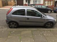 Vauxhall Corsa 1.2 3dr Petrol 2003 low miles good condition