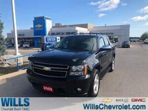 2009 Chevrolet Avalanche 1500 LT | LEATHER | 20 WHEELS | AS-IS |