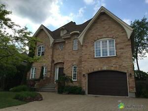 598 000$ - Maison 2 étages à vendre à Blainville