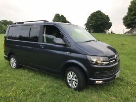 2016 VW Transporter T6 highline bluemotion only 19.500miles NO VAT