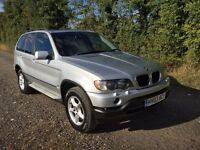 2003 BMW X5 3.0I LPG (GAS AND PETROL)