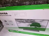 "Brand New 40"" LED Toshiba TV"