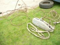 Tirfor Winch/Tree Puller TU32