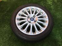Ford Fiesta Alloy Wheel 195-50/R16