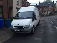 Ford Transit 2004 LWB Hi-Top