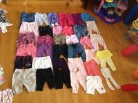Nb-3months 161 pieces $80 baby girl