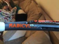HEAD Radical 25 Andy Murray Signature Tennis Racket - Junior