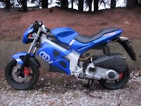 gilera dna 125 great running bike