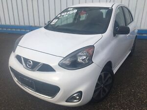 2015 Nissan Micra SR *AUTOMATIC*