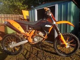 08 KTM 250 4Stroke