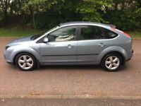 2005 Ford Focus 1.6 ZETEC CLIMATE, 5 Door, Petrol, Manual, MOT 12 Months*, 10 stamps in service
