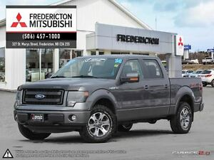 2014 Ford F-150 FX4! REDUCED!LEATHER! NAV! SUNROOF!