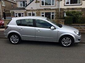 Vauxhall Astra 1.7 diesel Sxi Cdti,92k miles brilliant Condition