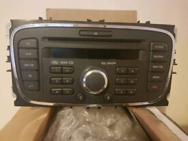 Ford 6000cd Full working order with code