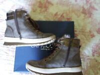 Caprice brown boots size 3 1/2