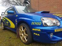Subaru wrx classic
