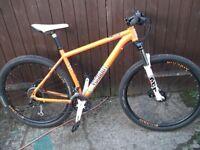 Voodoo mountain bike * Meikleour *
