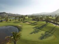 Golfing holidays for life in a luxurious 5-star villa at La Manga Club de Sport