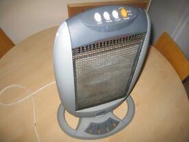Quest halogen heater