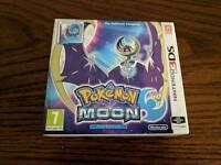 Pokémon Moon Fan Edition Nintendo 3DS / 2DS Game