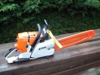 Masonary Sthil Chainsaw for Sale