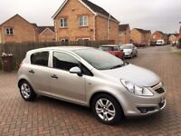 2010 VAUXHALL CORSA 1.2 ENERGY, MILEAGE 40000, FULL HISTORY, MOT JULY 2018
