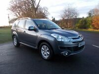 2008 58 CITREON C-CROSSER 2.2 DIESEL VTR + 7 SEATER 4X4