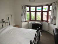 LARGE ROOM TO LET IN SUBSTANTIAL DETATCHED PROPERTY - suit proffessional