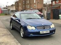 Mercedes Benz CLK 270 Cdi Elegance 6 Speed Manual 170BHP