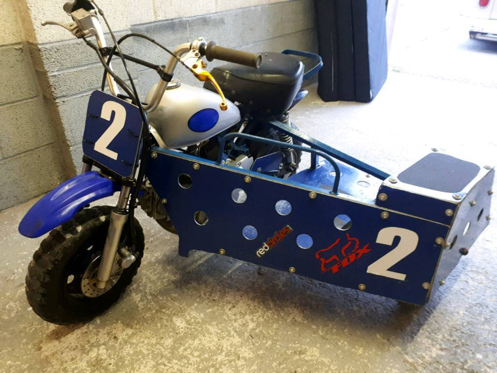 Monkey bike 110cc sidecar   in St Austell, Cornwall   Gumtree
